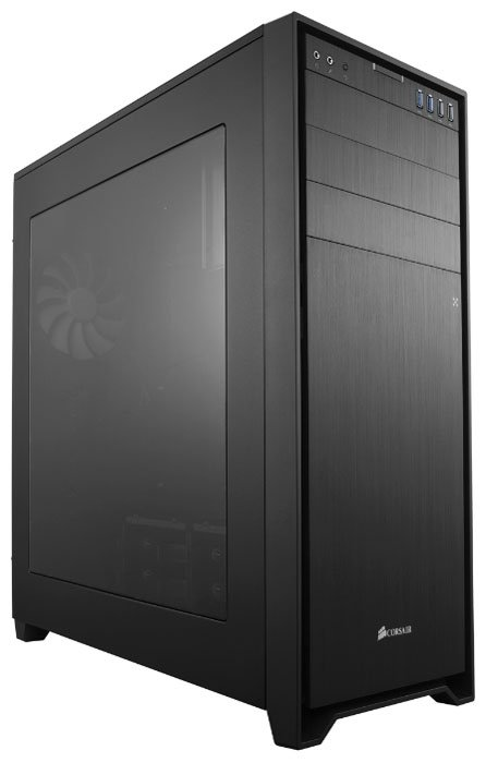 Корпус для компьютера Corsair Obsidian Series 750D (CC-9011035-WW) фото