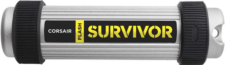 USB-флэш накопитель Corsair Survivor 64GB (CMFSV3B-64GB)