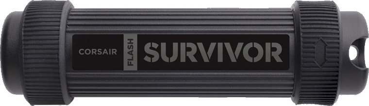 USB-флэш накопитель Corsair Survivor Stealth 32Gb (CMFSS3B-32GB)