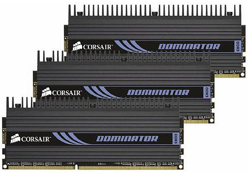 Модуль памяти Corsair TR3X6G1600C7D DDR3 PC12800 3x2Gb