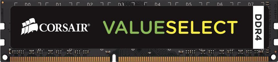 Модуль памяти Corsair Value Select CMV4GX3M1C1600C11 DDR3 PC3-12800 4GB