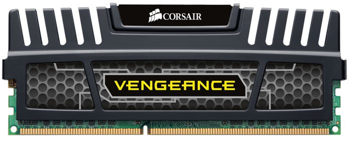 Модуль памяти Corsair Vengeance CMZ16GX3M2A1600C10 DDR3 PC-12800 2x8Gb фото