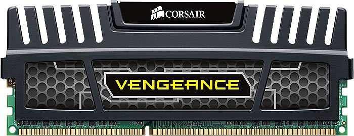 Модуль памяти Corsair Vengeance CMZ16GX3M4A1600C9 DDR3 PC12800 4x4Gb