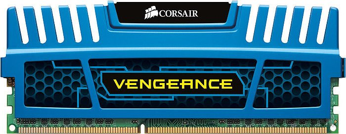 Модуль памяти Corsair Vengeance CMZ8GX3M1A1600C10B DDR3 PC3-12800 8Gb