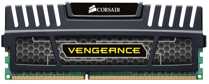 Модуль памяти Corsair Vengeance CMZ8GX3M1A1600C9 DDR3 PC12800 8GB фото
