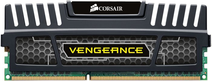 Модуль памяти Corsair Vengeance CMZ8GX3M2A1600C9 DDR3 PC3-12800 2x4GB
