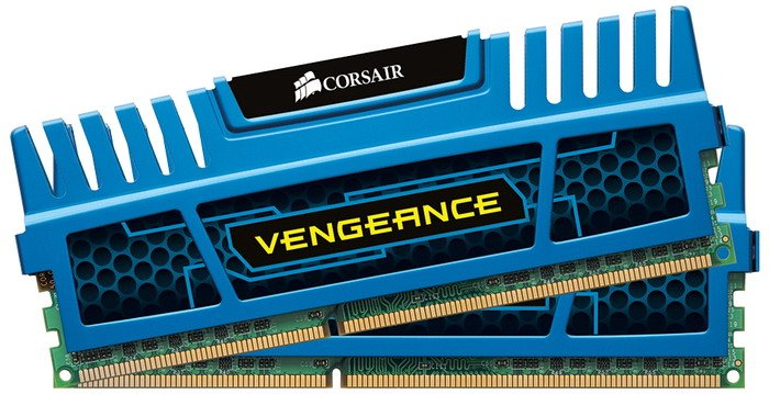 Модуль памяти Corsair Vengeance CMZ8GX3M2A2133C11B DDR3 PC3-17066 2x4GB