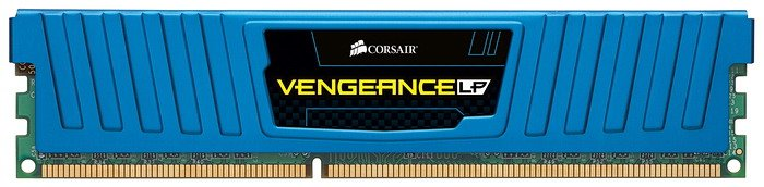 Модуль памяти Corsair Vengeance Low Profile Blue CML8GX3M2A1600C9B DDR3 PC12800 2x4GB фото