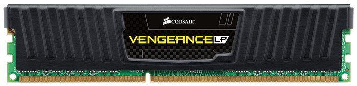 Модуль памяти Corsair Vengeance Low Profile CML8GX3M1A1600C10 DDR3 PC3-12800 8GB