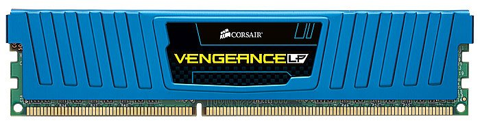 Модуль памяти Corsair Vengeance Low Profile CML8GX3M1A1600C10B DDR3 PC3-12800 8Gb фото