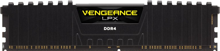 Модуль памяти Corsair Vengeance LPX CMK16GX4M1A2400C16 DDR4 PC4-19200 16Gb фото