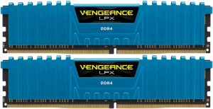 Комплект памяти Corsair Vengeance LPX CMK16GX4M2B3000C15 DDR4 PC4-24000 2*8Gb