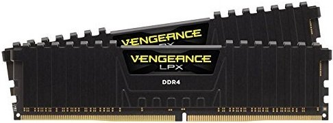 Комплект памяти Corsair Vengeance LPX CMK16GX4M2C3000C16 DDR4 PC4-24000 2x8Gb фото