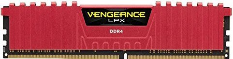 Модуль памяти Corsair Vengeance LPX CMK8GX4M1A2400C14R DDR4 PC4-19200 8Gb  фото
