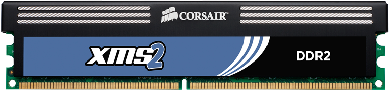 Модуль памяти Corsair XMS2 CM2X2048-6400C5C DDR2 PC2-6400 2Gb фото