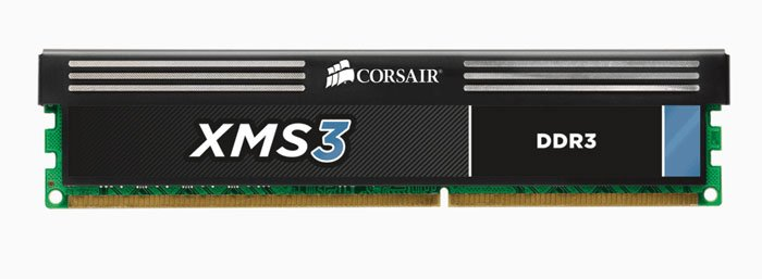 Модуль памяти Corsair XMS3 CMX4GX3M1A1600C11 DDR3 PC12800 4GB