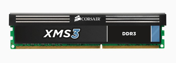 Модуль памяти Corsair XMS3 CMX4GX3M1A1600C9 DDR3 PC-12800 4Gb