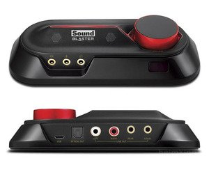 Звуковая карта Creative Sound Blaster Omni Surround 5.1