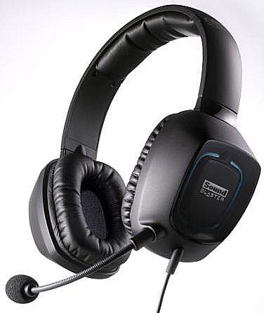Гарнитура Creative Sound Blaster Tactic3D Alpha