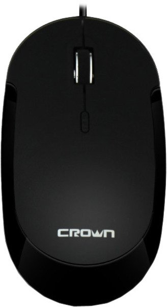 Компьютерная мышь Crown CMM-21 Black фото