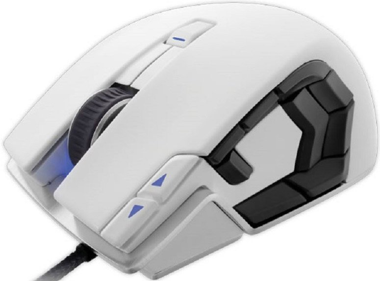 Компьютерная мышь Corsair Vengeance M95 Performance MMO/RTS (CH-9000026-EU) Arctic White
