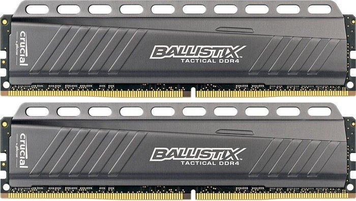 Комплект памяти Crucial Ballistix Tactical BLT2C8G4D26AFTA DDR4 PC4-21300 2x8Gb