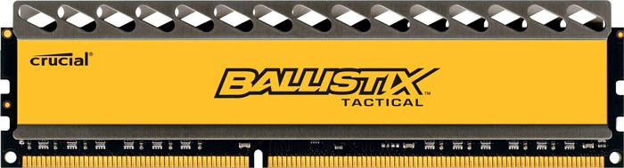 Модуль памяти Crucial Ballistix Tactical BLT4G3D1869DT1TX0CEU DDR3 PC3-14900 4GB