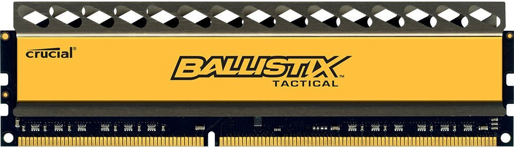 Модуль памяти Crucial Ballistix Tactical BLT4G3D21BCT1J DDR3 PC3-17000 4Gb фото