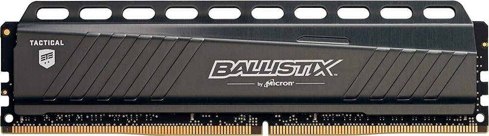 Модуль памяти Crucial Ballistix Tactical BLT4G4D26AFTA DDR4 PC4-21300 4Gb фото