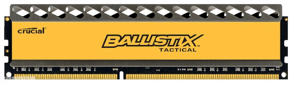 Модуль памяти Crucial Ballistix Tactical BLT8G3D1869DT1TX0CEU DDR3 PC-15000 8Gb