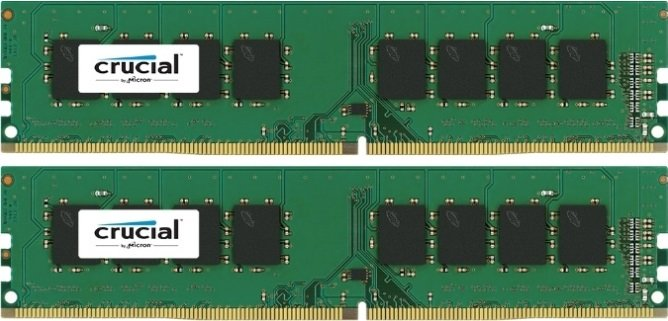 Модуль памяти Crucial CT2K8G4DFS824A DDR4 PC-19200 2x8Gb фото