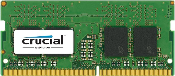 Модуль памяти Crucial CT4G4SFS8213 DDR4 PC4-17000 4Gb