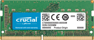 Модуль памяти Crucial CT8G4S24AM DDR4 PC4-19200 8GB  фото