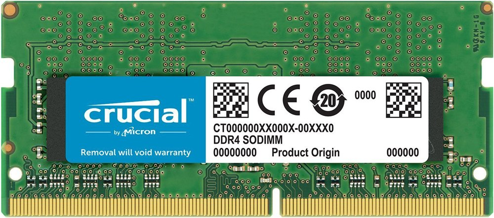 Модуль памяти Crucial CT8G4SFD824A DDR4 PC4-19200 8Gb фото