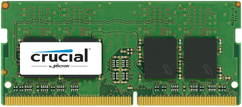 Модуль памяти Crucial CT8G4SFS8213 DDR4 PC4-17000 8Gb