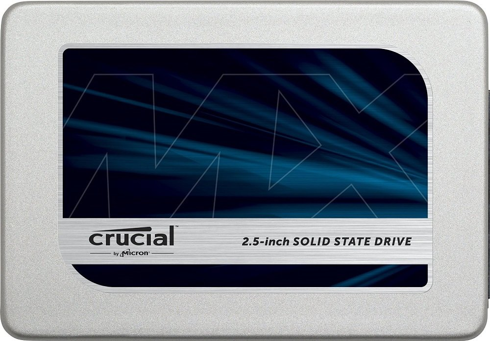 Жесткий диск SSD Crucial MX300 (CT525MX300SSD1) 525Gb