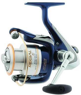 Катушка Daiwa Regal 1500 XI-AB