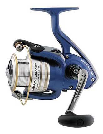 Катушка Daiwa Regal 2500 XIA CP