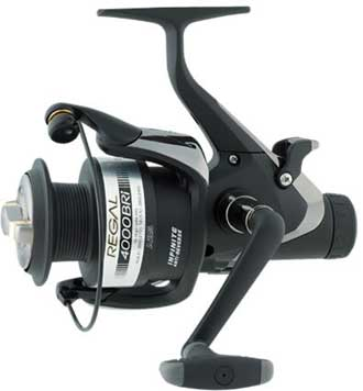 Катушка Daiwa Regal 3500S BRI