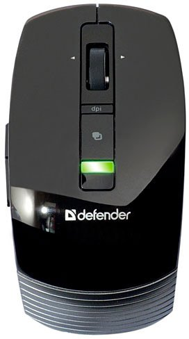 Компьютерная мышь Defender Advance 955 Nano фото