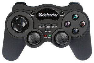 ������� Defender Game Racer Wireless