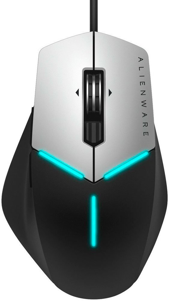 Игровая мышь Dell Alienware Advanced Gaming Mouse AW558 фото