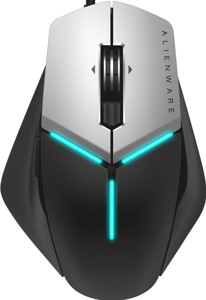 Компьютерная мышь Dell Alienware Elite Gaming AW958 фото