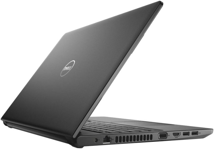 Ноутбук Dell Vostro 3568 3568-0238 (Intel Pentium 4415U 2.3 GHz/4096Mb/1000Gb/Intel HD Graphics/Wi-Fi/Cam/15.6/1366x768/Windows 10 64-bit)