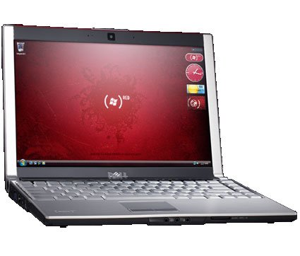 Ноутбук Dell XPS M1530 (210-19342-Red)