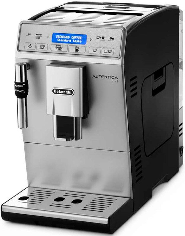 Кофемашина DeLonghi Autentica Plus ETAM 29.620.SB