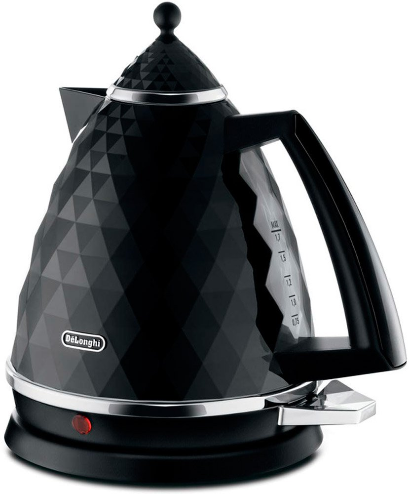 Чайник DeLonghi Brillante KBJ 2001.BK