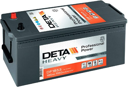 Аккумулятор Deta Professional Power DF1853 (185Ah) фото