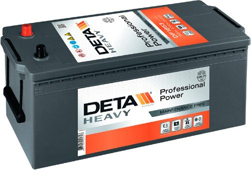 Аккумулятор Deta Professional Power DF2353 (235Ah)