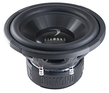 Сабвуфер Diamond Audio D310D2